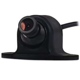 Wholesale Ccd Car Front Camera - 170 Degrees Wide Angle Waterproof UFO Style HD CCD Car Rear View Camera for Rear Front Side Reversing Rearview Parking 162591901