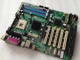 Argentina Tablero de equipos industriales AIMB-742 REV.A2 AIMB-742VE 2 * ISA 5 * PCI 1 * AGP Suministro