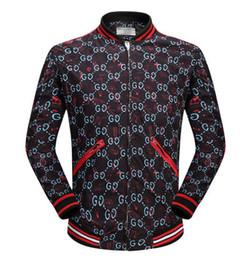 Wholesale Korean Style Jackets Men - 2017 The new men's Korean version of the tide men's collar-style jacket zipper shirt wild boutique Men's Clothing