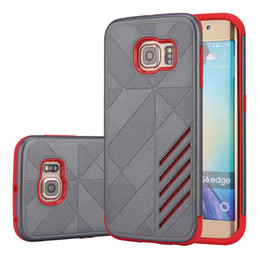 Wholesale Galaxy S3 Case Tpu - New Arrival Caseology Armor TPU+PC Case For Samsung Galaxy S3 S4 S5 S6 S6edge Rugged Back Cover Case