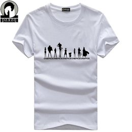 7bc8557c47f95 Wholesale- 5 colors Cool Anime One Piece character Costume Cool Short Sleeve  Summer style T Shirt