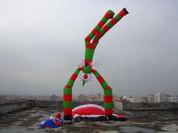 Deutschland großer bester Verkauf Umgedrehte aufblasbare Rohrmanndekorationen des Clowns / aufblasbarer lustiger Lufttänzer Versorgung
