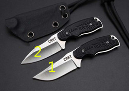 Wholesale Free Shipping Colombia - Free shipping Colombia CRKT Mini blades (Neck Knife), Warriors folding knives with high quality & Can send friends