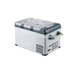 Wholesale Mini Portable Car Fridge - Wholesale-25L Car Refrigerator Car Freezer Cooling And Portable Refrigerator Mini Fridge - A1