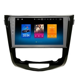 "Wholesale Dvd Car Stereo For Nissan - 10.2"" Touch Screen Android 6.0 Car DVD For Nissan X-trail GPS Multimedia Radio BT WIFI 4G OBD DVR Steering Wheel Control Octa Core 2G RAM"