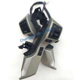 Wholesale Toyota Prado Audio - Auto Parts Bluetooth Audio Steering Wheel Switch Brand New OEM# 84250-60180 8425060180 For TOYOTA PRADO wholesale