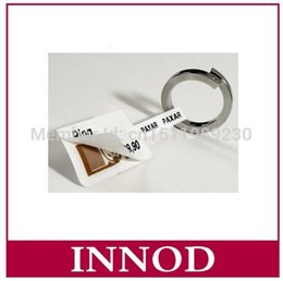 Wholesale Paper Securities - Wholesale- Alien H3 Chip epc hang RFID uhf Jewelry Tag paper adhesive 860-960MHZ label stickers rfid security tags for jewelry
