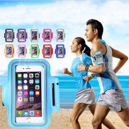 Canada Vends détails Pour iPhone 6 6S Pour iPhone 7 Sport Brassard Bras Bande De Ceinture Couverture Étanche Course GYM Sac Cas Offre