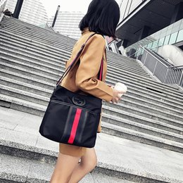 Wholesale Tote Bags For Beach - Women Striped Shoulder Bags Handbags Travel Duffle Waterproof Beach Bag Best Gift For Lady 0.5KG