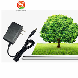 Wholesale Universal Switching Adapter - Universal switching ac dc power supply adapter 12V 1A 1000mA adaptor EU US plug 5.5*2.1mm connector