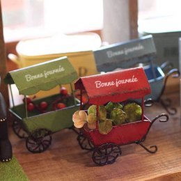 Wholesale Objects Decorations - 3pcs set Creative gifts Green creative home of French cloak car decoration Small objects can be placed