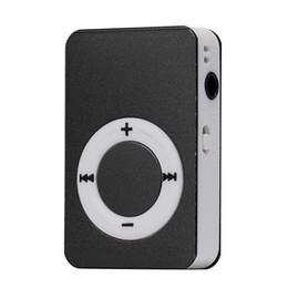 Wholesale Media Player Recorders - Wholesale- Malloom 2017 Mini USB MP3 Music Media Player Support 2GB 4GB 8GB 16GB 32GB Micro SD TF Card reader High Quality