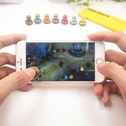 2019 портативная консоль wi-fi игра джойстик мягкий присоски металл для iPhone 7 6 6 S plus s8 мобильный телефон игра джойстик емкость экрана мини мобильный телефон ручка USZ140