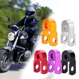 Wholesale Motorcycle Height - Motorcycle Alloy Shock Absorber Height Extender Jack Up Suspension Riser