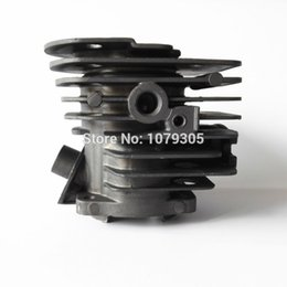 Wholesale Parts For Chainsaws - cng 46mm Cylinder Piston Kits for Husqvarna 55 Motosierra Chainsaw parts kit canon kit pen