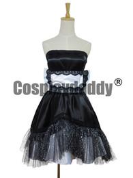Wholesale Miku Dress - Japanese Anime Vocaloid Magnet Miku dress Cosplay Costume