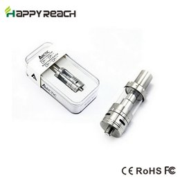 tanque turbo ártico Rebajas Venta al por mayor - 1pcs ártico sub ohm tanque Arctic Atomizer clone fit kbox VS turbo rda mini nano Atlantis vs derringer rda