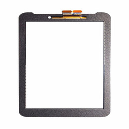 Wholesale Touch Screen Pads Replacement - 50 Pcs Superb quality Touch Screen Glass Panel with digitizer Replacement for Asus Fonepad MeMo Pad 7 ME170 K012 Free DHL