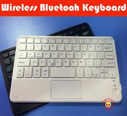 Wholesale Vi8 Windows Tablet - Wholesale-Wireless Bluetooth Keyboard For CHUWI Hi8 Hi8 Pro Vi8 Vi8 Plus Tablet PC Keyboard,Support Windows And Android System+ Free Gifts