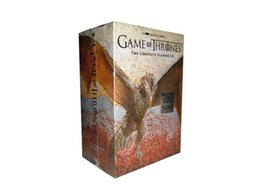 Wholesale Dvd Tv Shows - Game of Thrones 1-6 US Version Factory Sealed New Released DVD Movies TV Show TV Series DVDS Plz Contact Us for More Infomrations