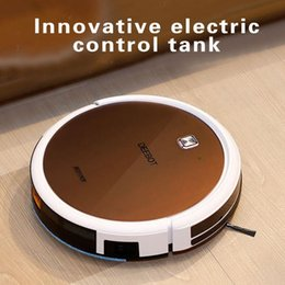 Wholesale Mopping Vacuum Robot - Robot Vacuum Cleaner Newest Innovations Sweeping robot New Life intelligent Dry and Wet Mop Robotic Vacuum Cleaner household cleaning