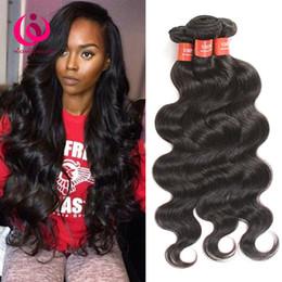 Rosa Saç Ürünleri 3 adet / grup Brezilyalı Vücut Dalga Saç Örgü Demetleri Hint Perulu Malezya Işlenmemiş Bakire Insan Saç Uzantıları supplier rosa hair products peruvian body wave nereden rosa saç ürünleri peru vücut dalgası tedarikçiler