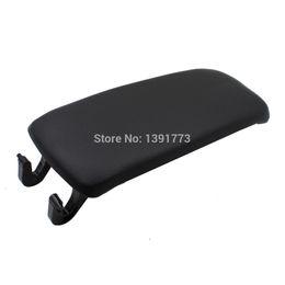 Wholesale Audi A6 Console - Black Cloth Armrest Center Console Lid Cover For AUDI A4 S4 A6 Allroad 00-06 B5 C5