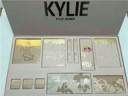 Wholesale Set New Arrivals - 2017 New arrival Kylie Jenner cosmetics vacation edition bundle full collection limited edition makeup big box set