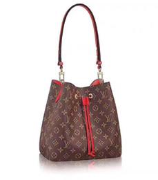 Wholesale Red Heart Soft - Hot sale Fashion Boston Bags Men and women's Shoulder bag Leather handbags Brand Ladies beautiful Bag