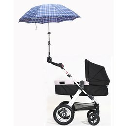 Wholesale Sunshine Baby Wholesale - Wholesale- baby Stroller Accessories umbrella holder away from the sunshine and rain easy control no harm install
