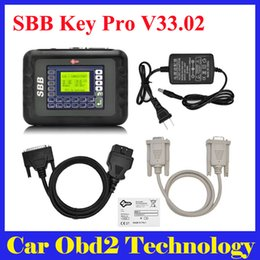 Wholesale Dhl Sbb Key Programmer - DHL Free 2017 New Slica SBB Key Programmer SBB V33.02 Multi-language Auto Car SBB Key Programmer
