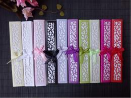 Wholesale Hand Fans Favors - Gift Box Folding Silk Hand Fans Wedding Decoration Wedding Favors 10 kinds color