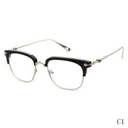891550fd38 Wholesale- 2017 Brand Designer Gold Metal Eyeglasses Frame For Women Men  Oversized Square Eyeglass Frames Eyewear With Detachable Lens 873