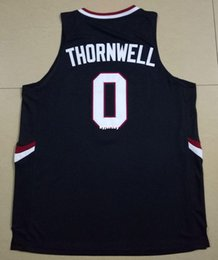 Wholesale Cheap Custom Embroidery - Cheap custom #0 Sindarius Thornwell South Carolina Gamecocks College Basketball Jersey Embroidery Stitched Custom Any Name and Number