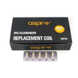 Wholesale Electronic Cigarette S Tanks - Aspire BVC Coils Head for Aspire ET-S Clearomizer CE5-S Tank BDC updated Coil Electronic Cigarette Coils