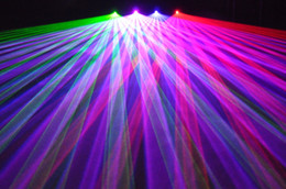 Wholesale Disco Laser Lights Prices - 2pcs a lots 2017 New Disco Dj Laser Lights stage laser lighting Factory on sales Top quality best price