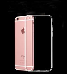 Wholesale Iphone 5c Cases For Cheap - Super Cheap Ultrathin Transparent Full Protection Dustproof Soft TPU Case Cover For Iphone4 4S 5 5S SE 5C 6 6S 6Plus 7 7Plus
