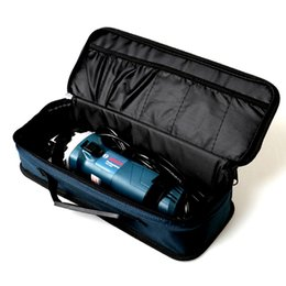 Al por mayor-380 * 95 * 150mm portátil Power Tool Bag para herramientas eléctricas Angle Grinder bolsa de transporte para electricista desde fabricantes