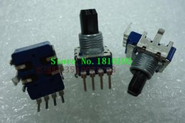 Wholesale Japanese ALPS potentiometer RK11K Series legs with a gong sound dental instruments with a midpoint B10K Potentiometer