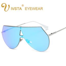 Wholesale elegant polarized sunglasses - 2017 Classic Mirror Sunglasses oversized Sun glasses and optical frames women sunglasses big metal elegant female 6633