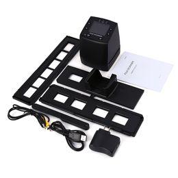 Wholesale Digital Photo Slide - EC717 5MP 35mm Negative Film Slide Viewer Scanner USB Digital Color Photo Copier With 24 Hours Fast Shipping