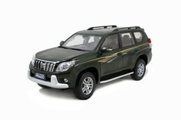 Wholesale Toyota Brand New Cars - Brand New Diecast Modell Car For Toyota Land Cruiser Prado Original Zinc Alloy Gift Vehical Collection Wholesale and Retail by PaudiModel