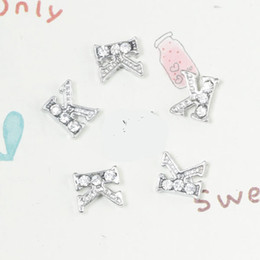 Wholesale Rhinestone Letter S Charm - Wholesale- free shipping christmas gift 20pcs lot floating K initial letter with rhinestone charms S-11