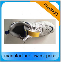 Al por mayor-programable epc 900mhz gen2 desechable alien h3 maratón etiqueta en los zapatos del corredor / uhf rfid etiqueta de papel de lectura / escritura 10cm-1m desde fabricantes