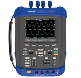 Canada DHL Hantek® DSO 8202E Oscilloscope portatif à profondeur de mémoire 2M, 200 MHz, 1GSa / s Offre
