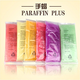 Wholesale Nail Care Machine - Wholesale-1 Piece Fashion 450g Paraffin Wax Bath Nail Art Tool For Nail Hands Paraffin Nail Art Care Machine Paraffin Bath For Hands