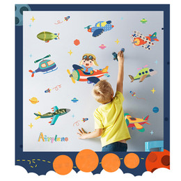 Wholesale Chart Stars - 134cm X105cm Kids Growth Chart Height Measure Wall Sticker Good Quality Paster for DIY Kid's Room - Happy Soar Up into the Sky with One Star