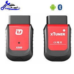 Wholesale Car Trouble Code Reader - Multi language XTUNER X500 EasyDiag Bluetooth Universal Car Diagnostic Tools With ABS SRS Airbag Clear Trouble Code Better than vpecker
