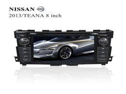 Wholesale Teana Gps - 2013 TEANA 8inch car DVD with quad core A9, DVD, RDS, WiFi, BT, Mirror link, USB, 3G,GPS