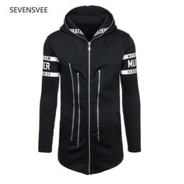 Wholesale Outerwear Sweatshirt - Wholesale-2016 new Avant-garde Long Style Hoody Sweatshirts Long Sleeve Assassin Creed Hoodies Sweatshirt Outerwear Jackets
